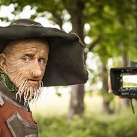 Mackenzie Crook opens up about the challenges of filming Worzel Gummidge
