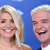 Holly Willoughby hails Dancing On Ice's 'groundbreaking' same-sex pairing