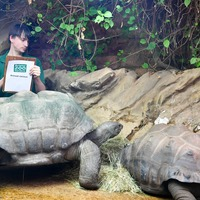 Keepers take stock of animals for zoo's annual census