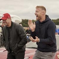 Andrew Flintoff stars in head-spinning new Top Gear trailer