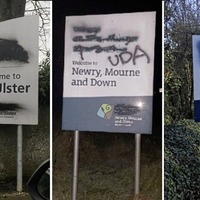 Councils spend £23,000 repairing vandalised bilingual signs