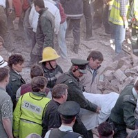 Gerry Adams 'shocked and horrified' at Shankill bombing