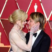 Keith Urban and Nicole Kidman share selfie of them kissing in Sydney