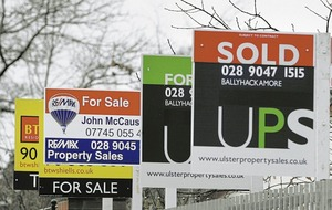 House prices in Newry, Mourne and Down grew by slowest rate in past 20 years