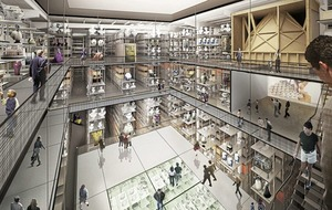 McLaughlin and Harvey to build £26m V&A centre in London