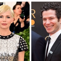 Michelle Williams 'engaged to Hamilton director Thomas Kail and pregnant'