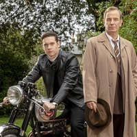 TV Quickfire: Robson Green and Tom Brittney on new series of Grantchester