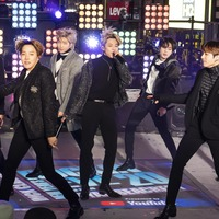 BTS wow fans with New Year's Eve performance in Times Square