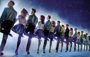 Riverdance's John McColgan: Our motto is 'Every night is an opening night'