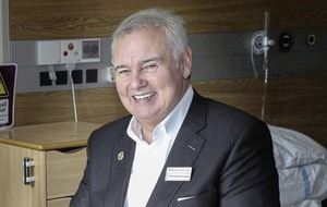 Eamonn Holmes: Getting a solid four hours' sleep a night is good for me