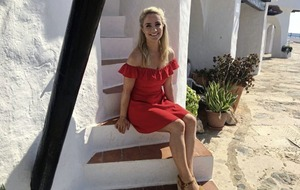 Co Down sports presenter Holly Hamilton takes viewers on a holiday adventure
