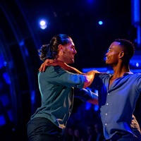 Strictly's Graziano Di Prima hits back at same-sex dance critics