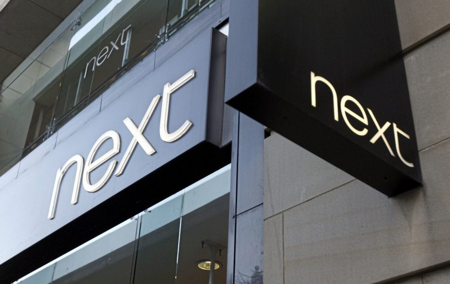 Next boosts forecasts as sales beat expectations