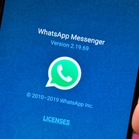 More than 100 billion WhatsApp messages sent on New Year's Eve, says service
