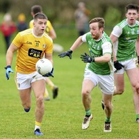 Antrim's Patrick McBride bursts Fermanagh's bubble with controversial winner