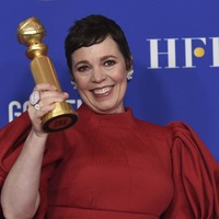 Phoebe Waller-Bridge and Olivia Colman victorious at the Golden Globes