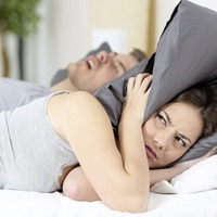 Tennis ball or rolling pin can help to halt snoring