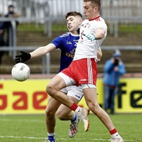 Edendork's Conn Kilpatrick looks a fine midfield find for Tyrone