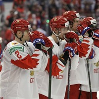TV mix-up has Russian ice hockey fans celebrating despite losing