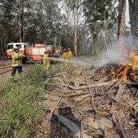 Claire Simpson: Australian bushfires show price of global warming