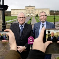 UUP silent on high level split over entering the executive