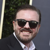 Ricky Gervais jokes he is pleased Golden Globes are over