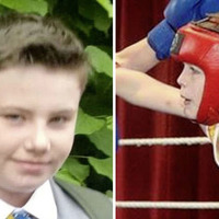 Cash raised for families of Eoin Hamill and Cillian Draine