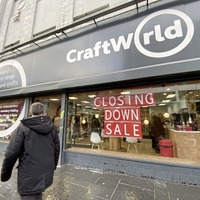 Hobby shop Craftworld to close after 34 years