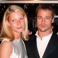 Gwyneth Paltrow says she is still 'friendly' with former boyfriend Brad Pitt