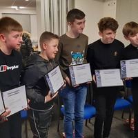 'Heroic' boys receive commendations after rescuing woman and baby from canal