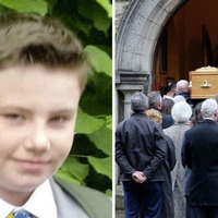 North Belfast schoolboy Cillian Draine had 'voracious appetite for life and fun'
