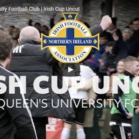 Video: Queen's University 2 Linfield 1 in Irish Cup fifth round win