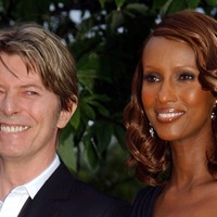 David Bowie's widow Iman pays tribute on late star's birthday