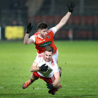 Ronan O'Neill back with a bang as Tyrone seal McKenna Cup semi-final spot