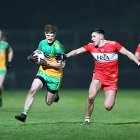 Donegal take the points from a turgid McKenna Cup clash with Derry