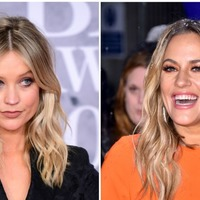 Laura Whitmore reveals text message details from Caroline Flack