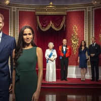 Madame Tussauds separates Harry and Meghan from rest of royal family
