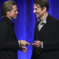 Brad Pitt credits Bradley Cooper with helping him quit drinking
