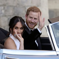 Sleb Safari: Harry and Meghan's geographic balancing act
