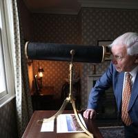 Sir David Attenborough highlights rare specimen closer to home