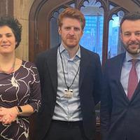 SDLP selects former Downing Street adviser Matthew O'Toole as South Belfast MLA