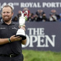 Shane Lowry shines in historic year for Irish golf