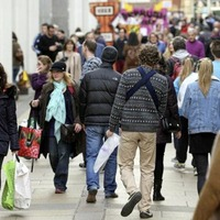 Christmas catastrophe as customers abandon shops and high streets