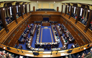 The Stormont Assembly is back with ministers ready to impress