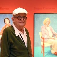David Hockney painting set to make waves at auction