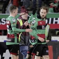 Danske Bank Premiership review: Glentoran top after win over Warrenpoint