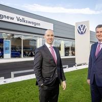 Agnew Volkswagen unveil £2m Boucher Road revamp