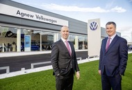 Agnew Volkswagen unveil £2m Boucher Road revamp