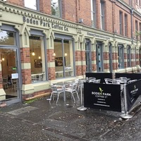 Boden Park Coffee Co in Belfast and Sea Salt Café in Newcastle are up for sale
