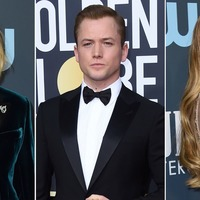 Taron Egerton, Jennifer Lopez and female directors snubbed at Oscars